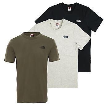 The North Face Men's T-Shirt Simple Dome