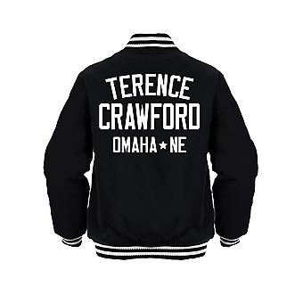 Terence Crawford Boxing Legend Jacket
