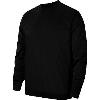 Nike Mens ShieldWater Resistant Golf Crew Sweater Jumper