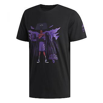 Adidas Performance Dame Black Panther DU6716 T-shirt