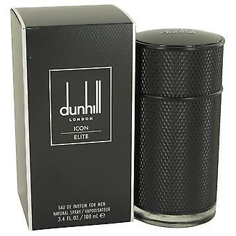 Dunhill ícone Elite por Alfred Dunhill Eau De Parfum Spray 3,4 oz/100 ml (homens)
