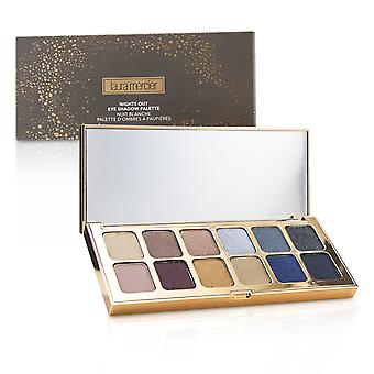 Nights out eye shadow palette 16550 233422 12x1g/0.03oz