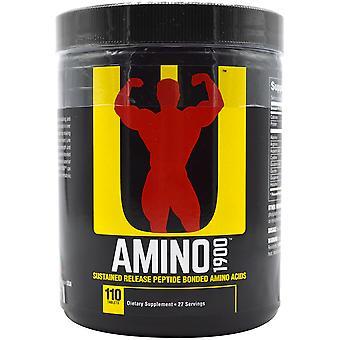 Nutrição Universal Amino 1900 - 110 Comprimidos - Aminoácidos ligados ao peptídeo
