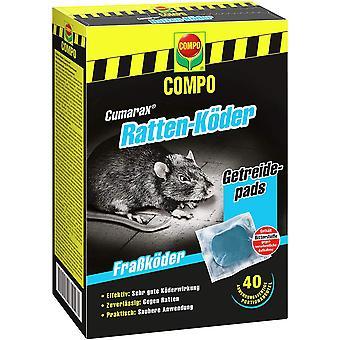 COMPO Rat Bait Cumarax®, 400 g