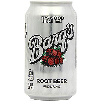 Barqs Root Beer Gb -( 355 Ml X 24 Cans )