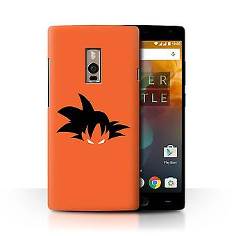 STUFF4 Case/Cover for OnePlus 2/Two/Goku Inspired/Anime Fighters
