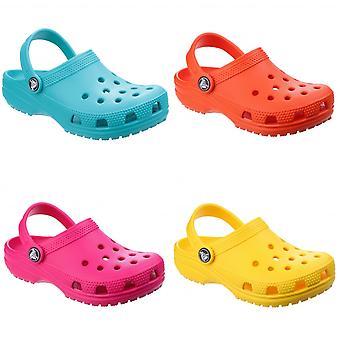 Crocs Unisex per bambini/ragazzi classici zoccoli