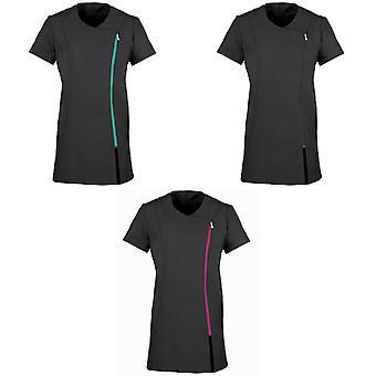 Premier Ladies/Womens * Camellia * tunika / hälsa skönhet & Spa / arbetskläder (förpackning med 2)