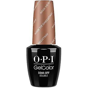 OPI Nail Lacquer 15ml - Dentro do Isabelletway