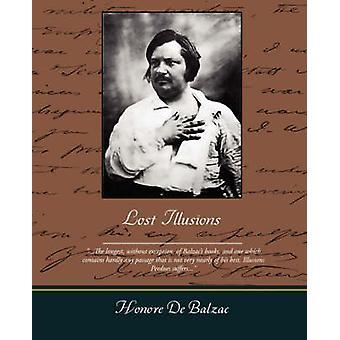 Illusions perdues de Balzac De & Honore