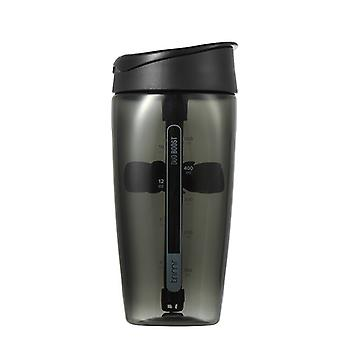 TRIMR Tritan Protein Shaker Water Bottle 700ml in Black