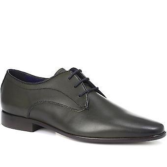Jones Bootmaker Mens Damon Leather Derby Shoe