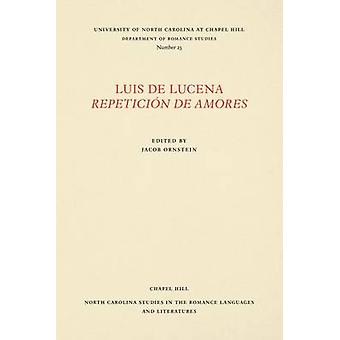 Luis de Lucena Repeticin de Amores by Ornstein & Jacob