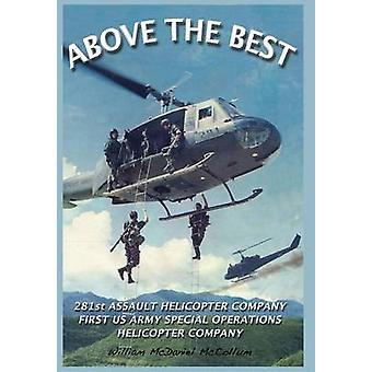 Above the Best by McCollum & William McDaniel