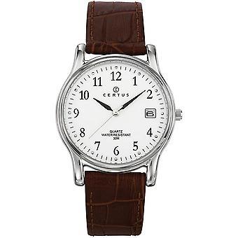 Certus nahka Watch CER-610592-miehet