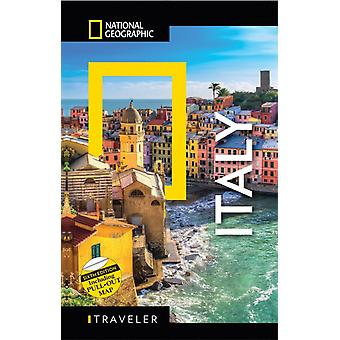 National Geographic Traveler Italy Sixth Edition by Tim Jepson