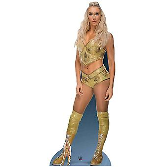 Charlotte Flair Official WWE Lifesize Cardboard Cutout / Standee / Standup