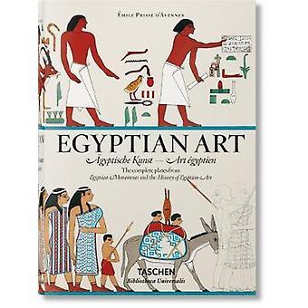 Prisse D'Avennes - Egyptian Art by Salima Ikram - 9783836565004 Book
