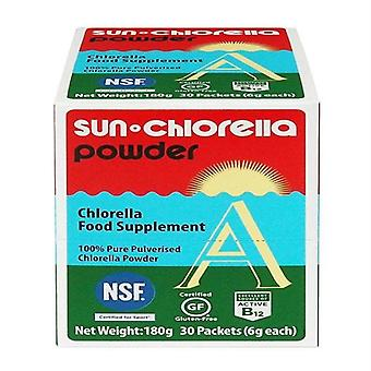 Sun Chlorella Powder 30x6g