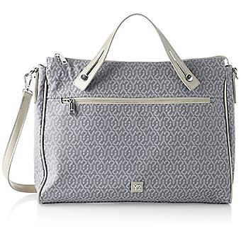 YNOT Gu1009/pe18 Women's Grey shoulder bag 12x31x38 cm (W x H x L)