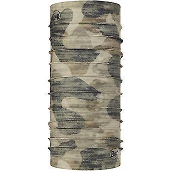 Buff Burj CoolNet UV+ Insect Shield Multifunctional Tubular Bandana - Khaki
