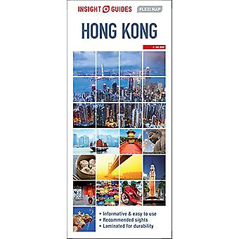 Insight Guides Flexi Map Hong Kong by Insight Guides - 9781789190557