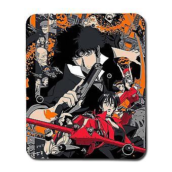 Anime Cowboy Bebop Mousepad