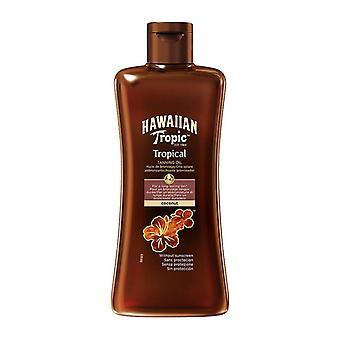Aceite de bronceado Coconut Hawaiian Tropic/Spf 2 - 200 ml