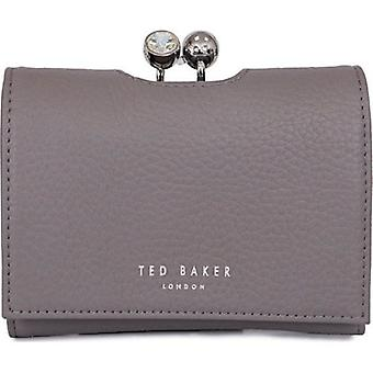 Ted Baker Accessories Pebbled Leather Small Bobble Purse