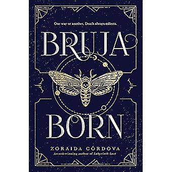 Bruja Born by Zoraida Cordova - 9781728209869 Book