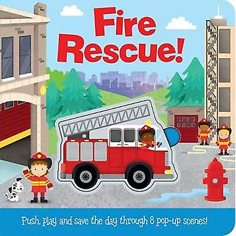 Fire Rescue! by Connie Isaacs - 9781789583434 Book