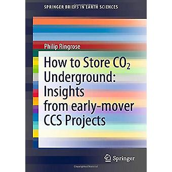 How to Store CO2 Underground - Insights from early-mover CCS Projects