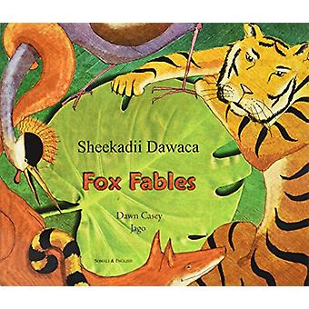 Fox Fables in Somali and English by Dawn Casey - 9781846110245 Book