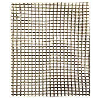 Fine mesh Non-Stick Grill mat - 28 x 34 cm