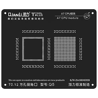 QianLi BGA Stencil A7 CPU Module - iPh 5S | iParts4u