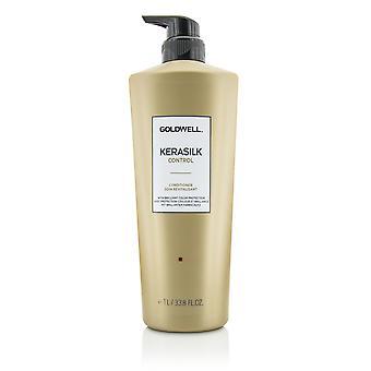 Acondicionador de control Kerasilk (para cabello inmanejable, rebelde y encrespado) 207866 1000ml/33.8oz