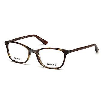 Guess GU2658 053 Blonde Havana Glasses