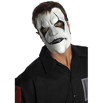 Máscara de James de Slipknot para adultos