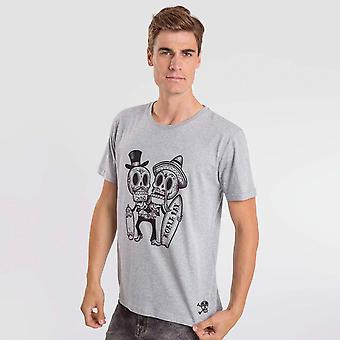 Coppia Gris Vigore T-Shirt