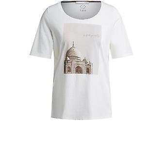 Oui Front Design T-Shirt