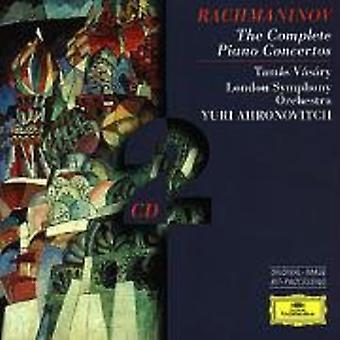S. Rachmaninoff - Rachmaninov: The Complete Piano Concertos [CD] USA import