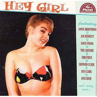 Hey Girl [CD] USA import
