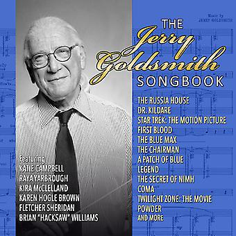 Jerry Goldsmith Songbook [CD] USA import