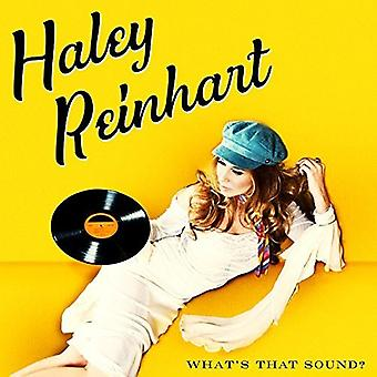 Haley Reinhart - What's That Sound [CD] USA import
