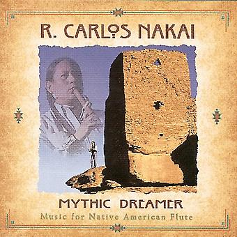 R. Carlos Nakai - Mythic Dreamer [CD] Usa import