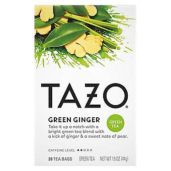 Tazo Green Tea Green Ginger