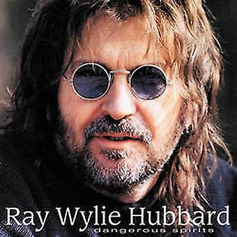 Ray Wylie Hubbard - Dangerous Spirits [CD] USA import