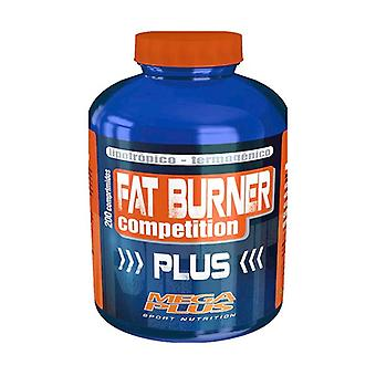 Fat Burner Plus Competition 200 tablets of 1.8g