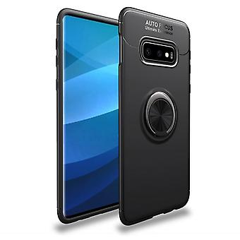 iCoverCase | Samsung Galaxy S10E | Conchas do suporte do anel