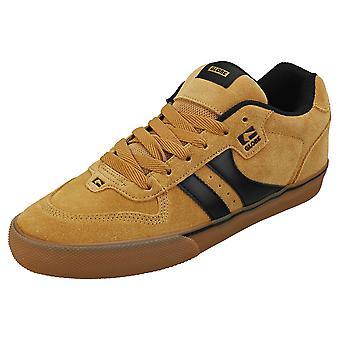 Globe Encore 2 Herren Casual Trainer in Weizen